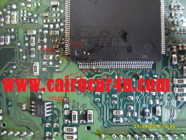 Peugeot 307 , Peugeot 206 With ECU Bosch ME 7 4 5 Immo Off
